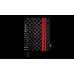 MINI Notebook Racing Stripes