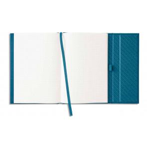 MINI Notizbuch leinengebunden