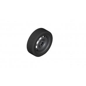 MINI Notrad Stahl schwarz R50 R52 R55 R56 R58 R59