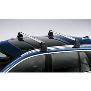 BMW Grundträger X5 F15 mit Dachreling