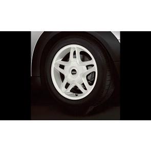 MINI Alufelge S Winder 102 6,5J x 16 ET 48 Weiß Vorderachse / Hinterachse MINI R50 R52 R53 R55 R56 R57