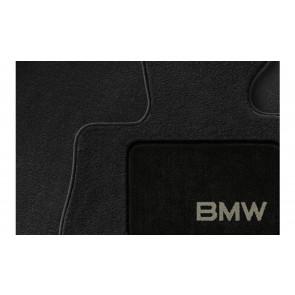 BMW Fußmatte Velours mit Trittschutz anthrazit 6er F12 F13