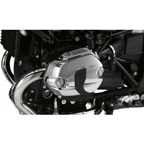 BMW Satz Zylinderkopfhauben verchromt K21 K22 K23 K25 K26 K27 K32 K33