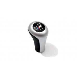 BMW Schaltknopf 5-Gang chrom-matt 3er E46 5er E39