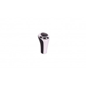 BMW Schaltknopf 5-Gang ohne M-Plakette chrom-glänzend 3er E46