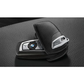 BMW Schlüsseletui Basic Line schwarz