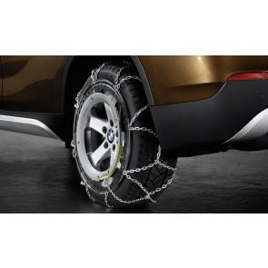 BMW & MINI Schneekette Disc M2 F87 3er F30 F31 G20 G21 4er F32 F33 F36 X1 F48 X2 F39 MINI F60