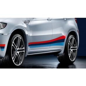 BMW M Performance Seitenschweller X6 M