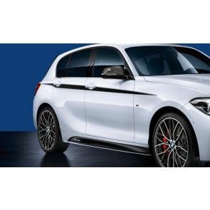 BMW M Performance Seitenschweller Aufsatzteile 1er F21 2er F22 F23