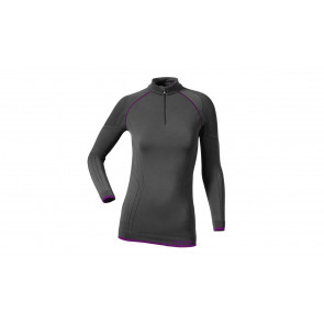 Shirt Funktionsw. Thermo Damen Anth.