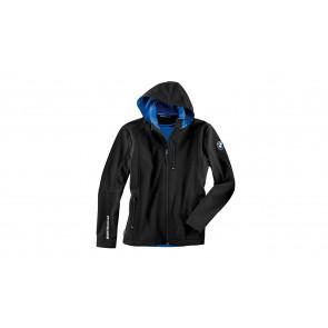 BMW SoftShell-Jacke Logo, Damen, schwarz