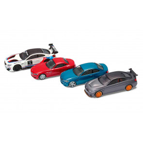 BMW Sport Car Collection Set Miniatur 1:64