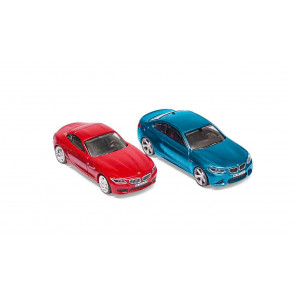 BMW Sport Car Collection Miniatur Set