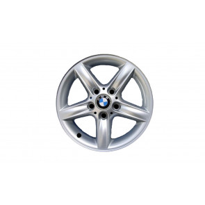 BMW Alufelge Sternspeiche 43 silber 7J x 16 ET 47 Vorderachse / Hinterachse 3er E36 E46 Z3 E36