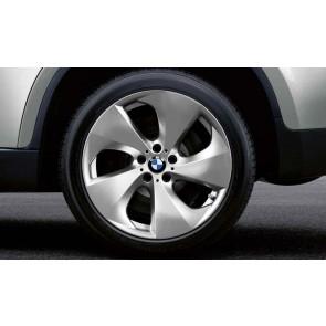 BMW Alufelge Streamline 297 silber 10J x 20 ET 40 Vorderachse (rechte Fahrzeugseite) X5 E70 X6 E71 E72