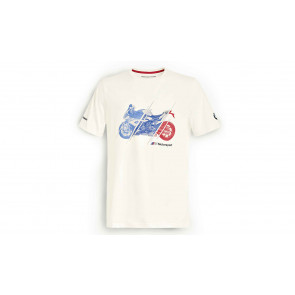 BMW T-Shirt BMW M Motorsport Unisex