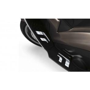 BMW Trittbretteinsatz verchromt K19