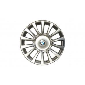 BMW Alufelge Individual V-Speiche 265 silber 9J x 19 ET 48 Vorderachse X5 E70 X6 E71 E72