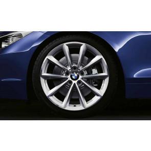 BMW Alufelge V-Speiche 296 silber 9J x 19 ET 40 Hinterachse BMW Z4 E89