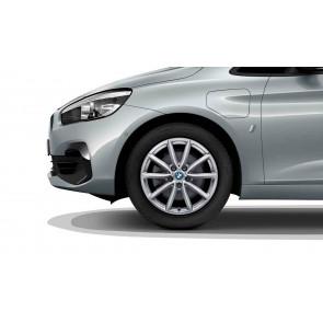 BMW Alufelge V-Speiche 683 reflexsilber 7,5 J x 17 ET 52 Vorderachse / Hinterachse X1 F48