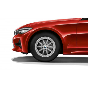 BMW Alufelge V-Speiche 774 reflexsilber 6,5J x 16 ET 22 Vorderachse / Hinterachse 3er G20 G21
