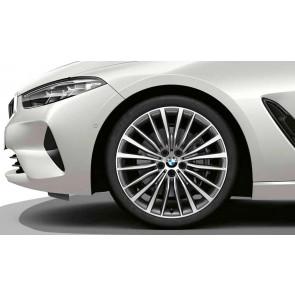 BMW Alufelge Vielspeiche 700 ferricgrey 9J x 20 ET 41 Hinterachse 8er G14 G15 G16