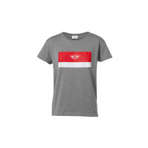 MINI Damen T-Shirt Wing-Logo