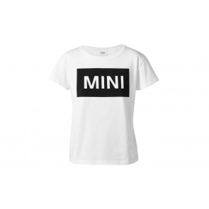 MINI Damen T-Shirt Wordmark