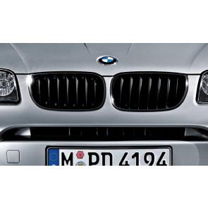 BMW Performance Frontziergitter, schwarz E83 (ab 09/2006)