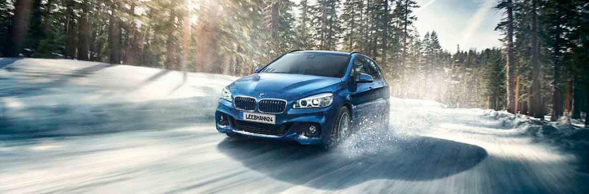 BMW 2er Winterkompletträder