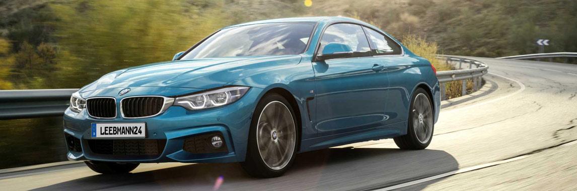 BMW 4er Kompletträder