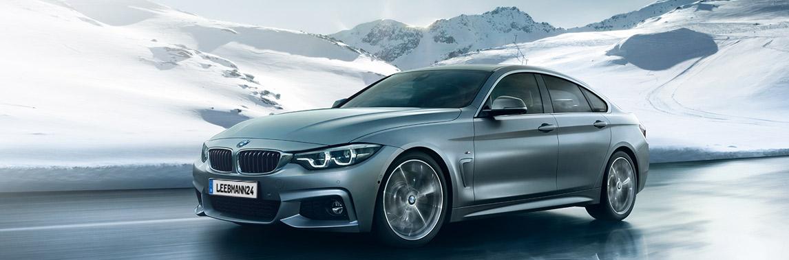 BMW 4er Winterkompletträder
