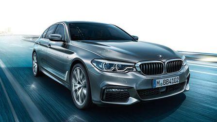 BMW 5er Leasing