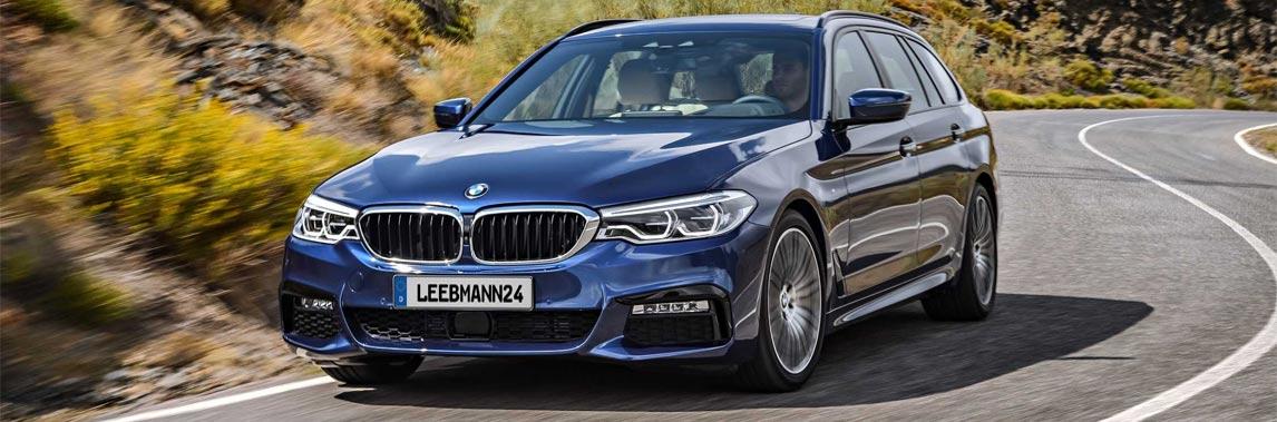 BMW 5er Kompletträder
