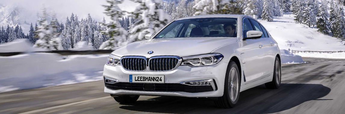 BMW 5er Winterkompletträder