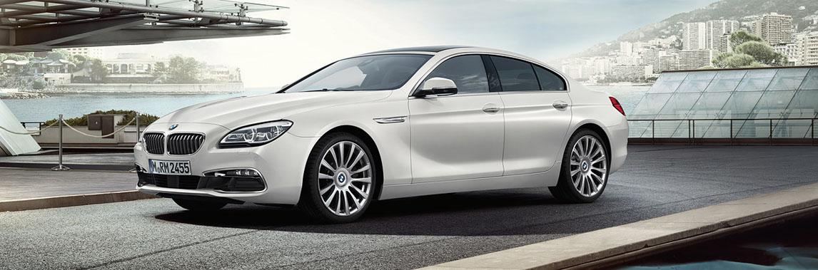BMW 6er Kompletträder