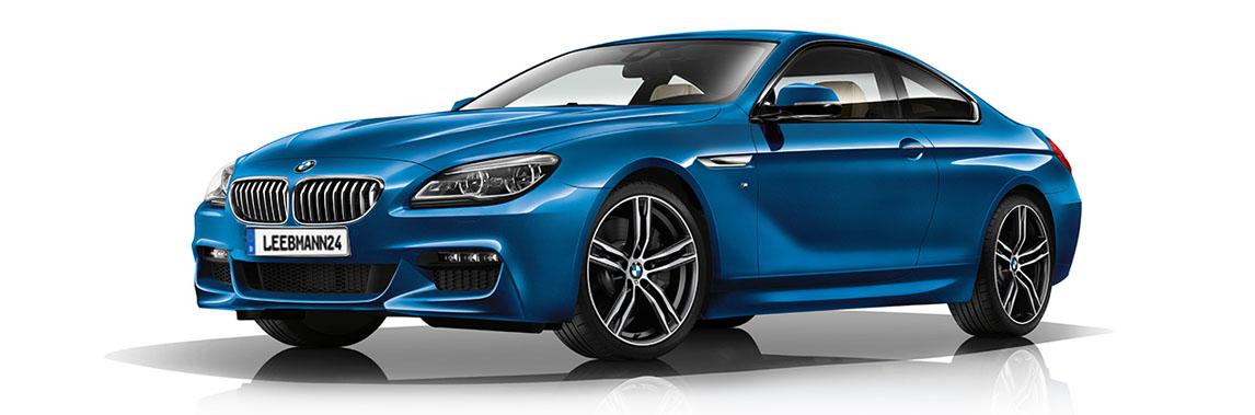 BMW 6er Zubehör