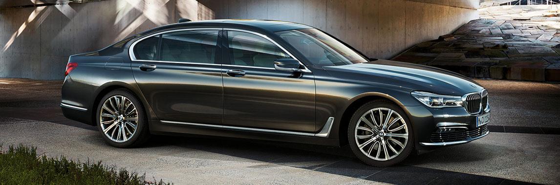 BMW 7er Kompletträder