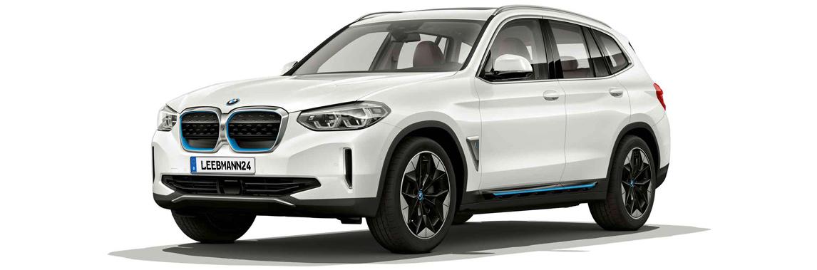 BMW iX3 Zubehör