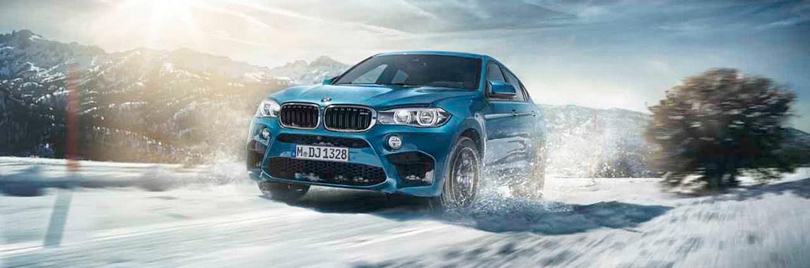 BMW M Modelle Winterkompletträder
