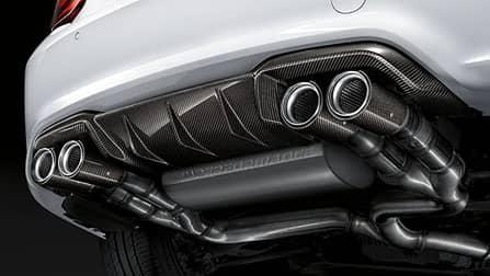 BMW M Performance Schalldämpfer