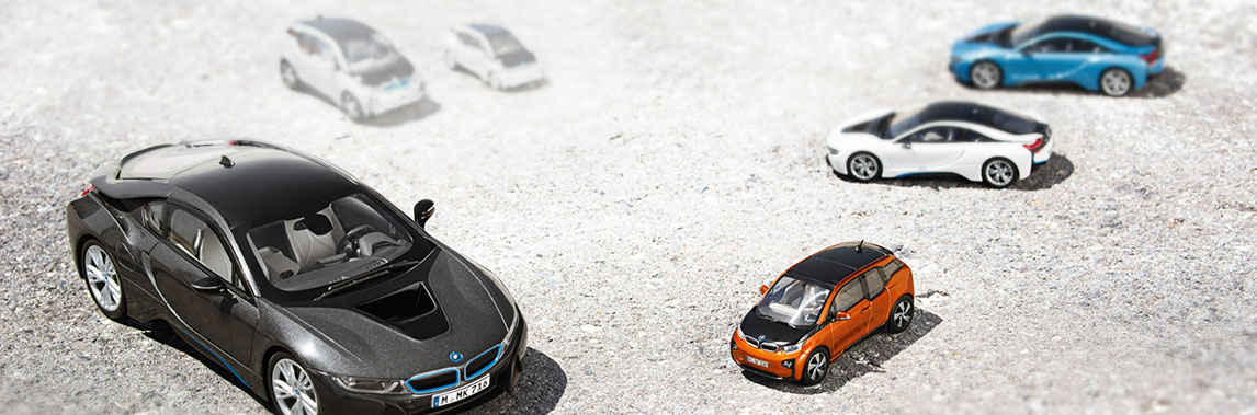 BMW Miniaturen
