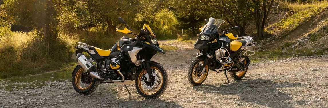 BMW Motorrad Reisegepäck- & Fahrerausstattungsaktion