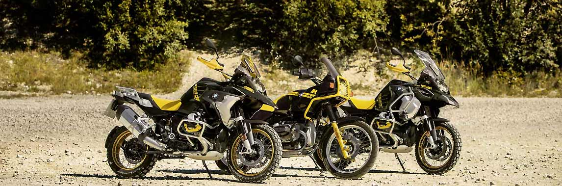 BMW Motorrad 40 Years GS Collection