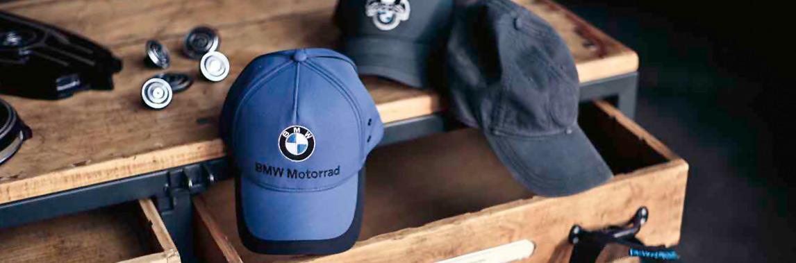 BMW Motorrad Accessoires