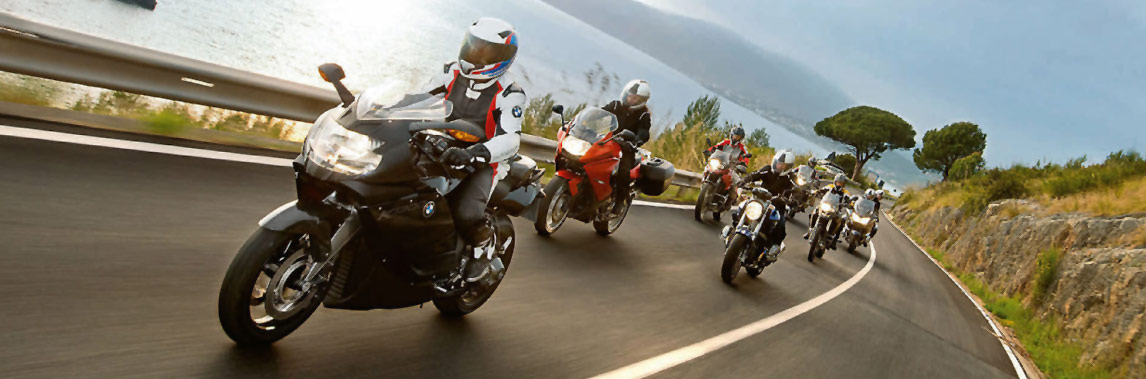 BMW Motorrad Zubehör für Vorgängermodelle