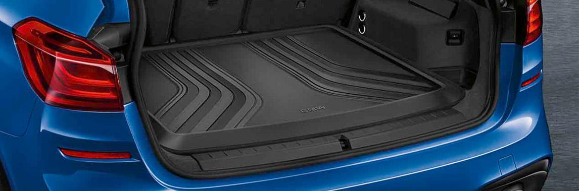 BMW Gepäckraumformmatten