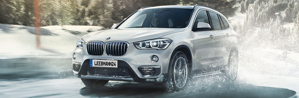 BMW X1 Winterkompletträder
