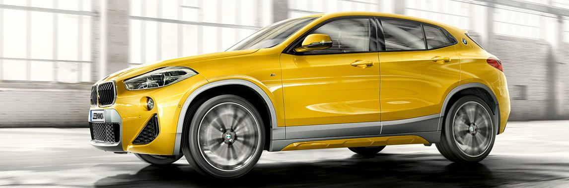 BMW X2 Kompletträder