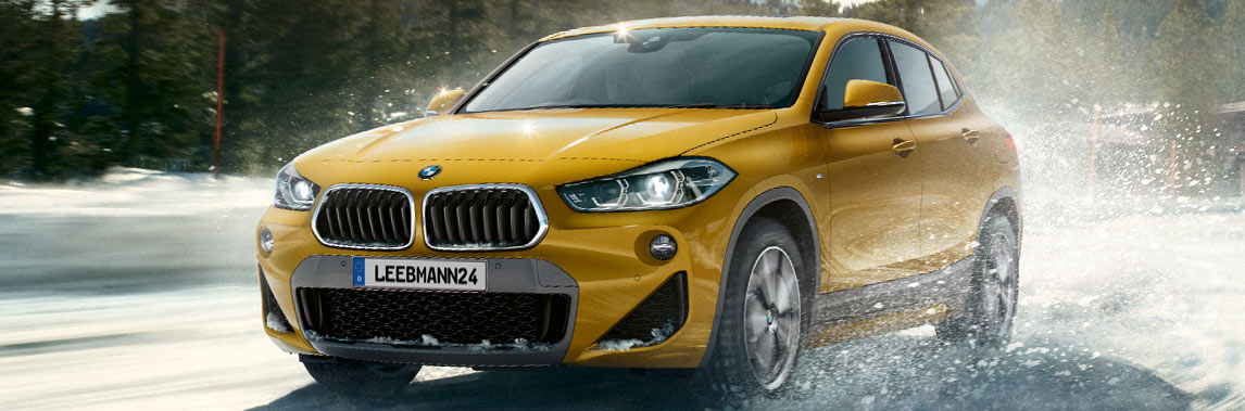 BMW X2 Winterkompletträder